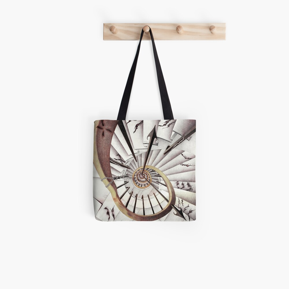 Stopping Time Tote Bag