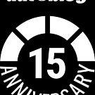 Autoblog 15 Year Anniversary - White by Autoblog