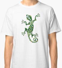 Lizard Tattoo -textured Classic T-Shirt