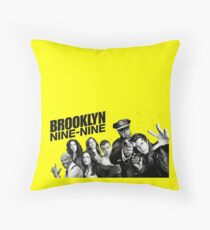Brooklyn Nine-Nine Throw Pillow