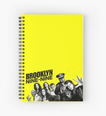 Brooklyn Nine-Nine Spiral Notebook