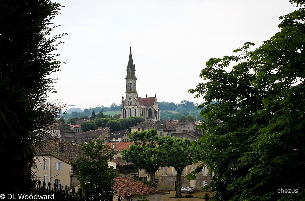 Nerac, France by chezus