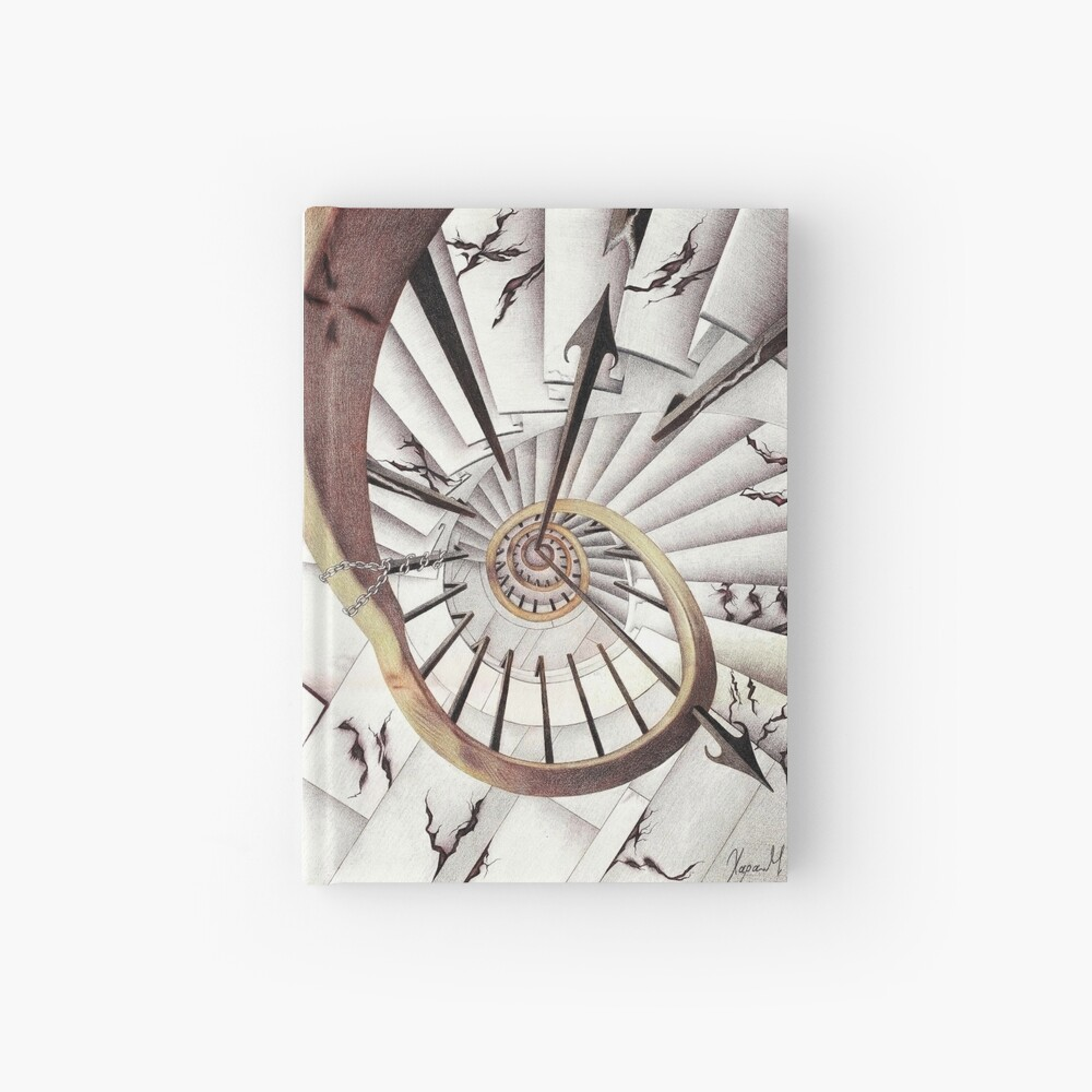 Stopping Time Hardcover Journal