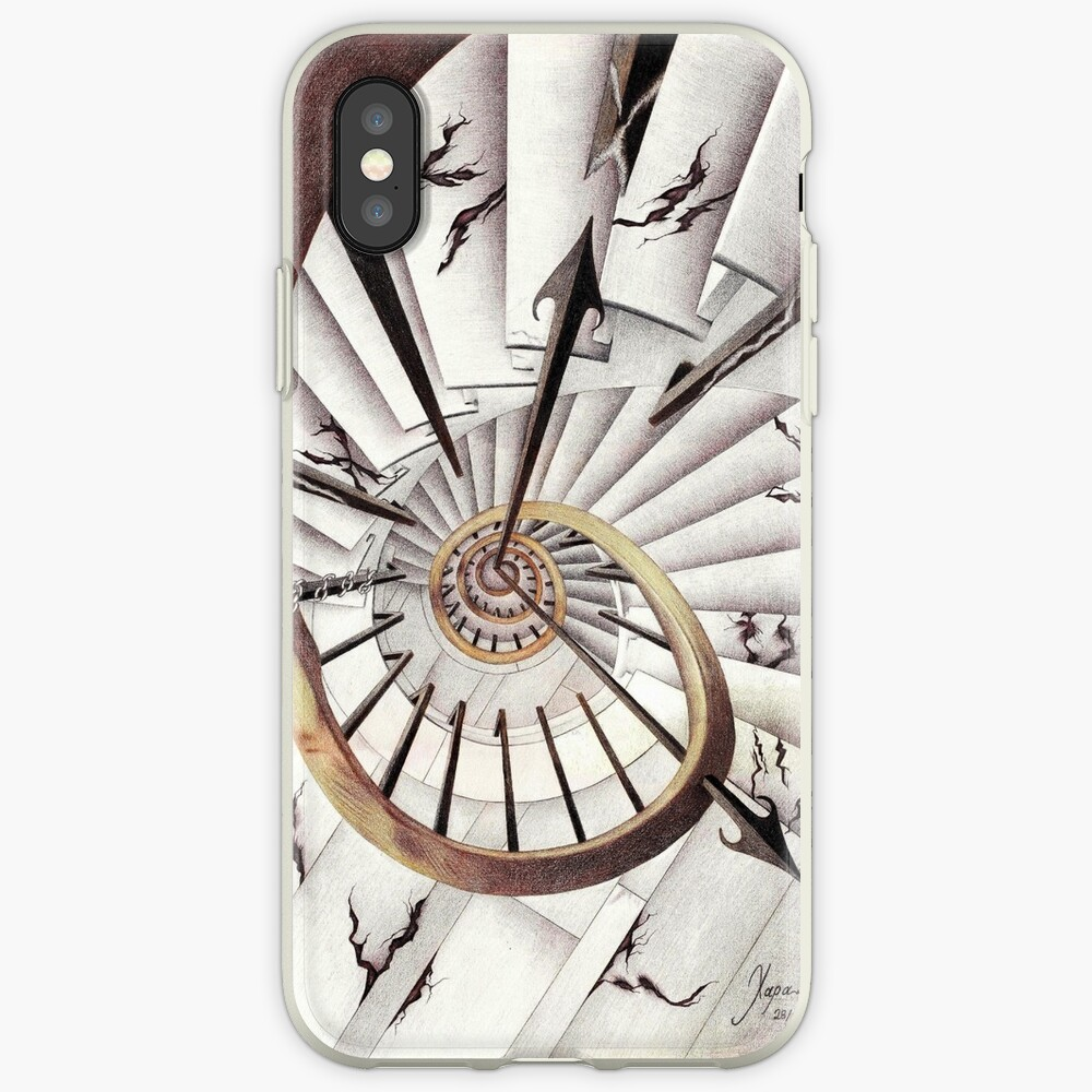 Stopping Time iPhone Cases & Covers