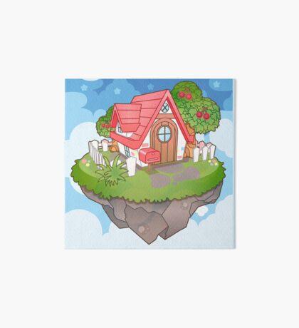 Home Sweet Home Art Board Print