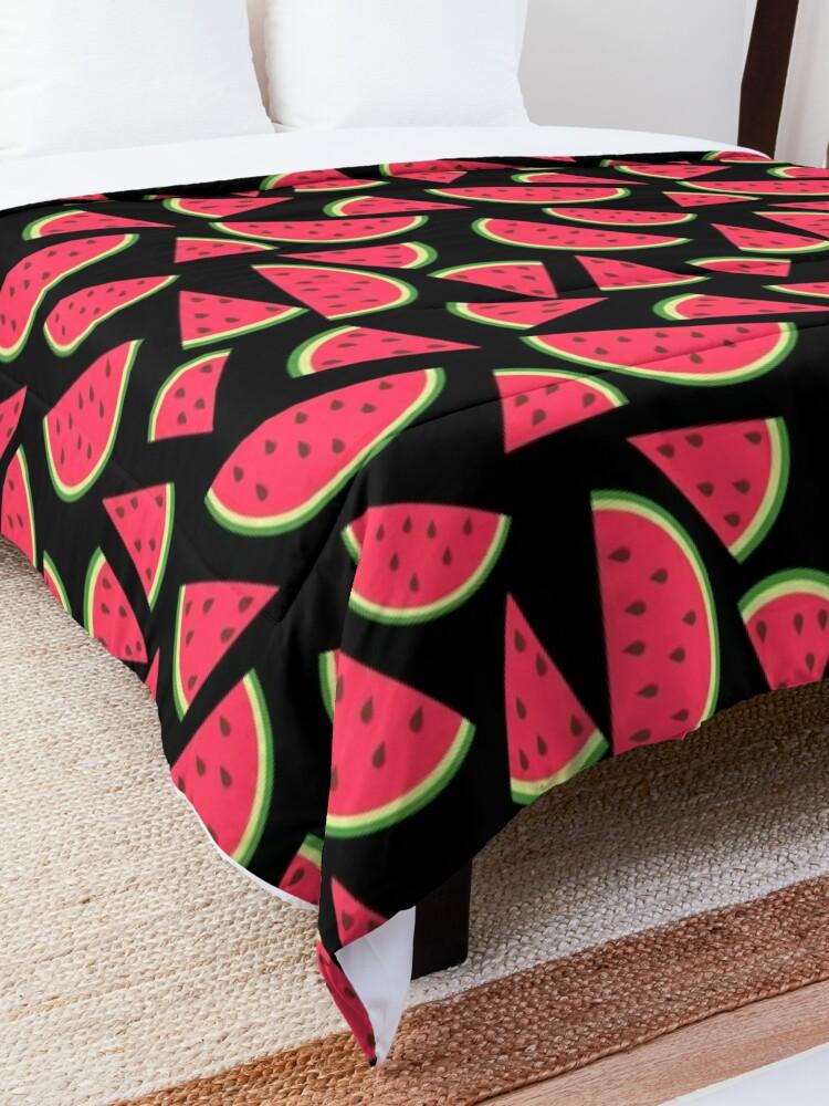 Alternate view of Watermelon Comforter