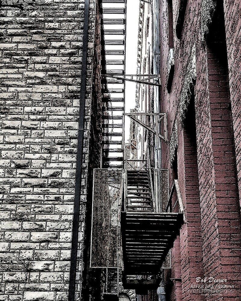 Alley Ceiling by RiverDeeDesigns