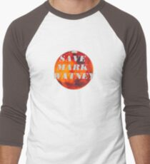 Save Mark Watney  Men's Baseball ¾ T-Shirt