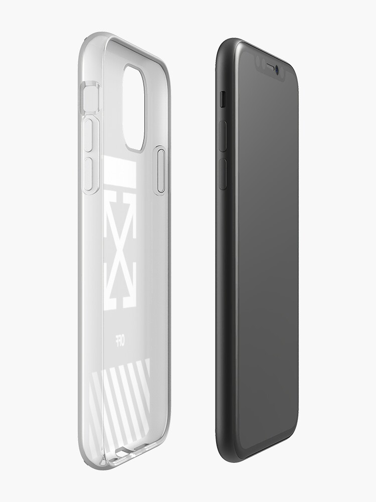 Coque iPhone « Hors X iPhone », par deshigner
