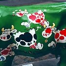 Cows on Cow by bubblehex08