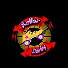 Roller Derby version 1 by Edgar Moya