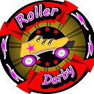 Roller Derby version 2 by Edgar Moya