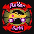Roller Derby version 3 by Edgar Moya