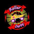 Roller Derby version 4 by Edgar Moya