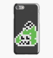 Splatoon Inspired: Black 8-Bit FishFry iPhone Case/Skin