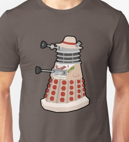 Daleks in Disguise - Fifth Doctor T-Shirt