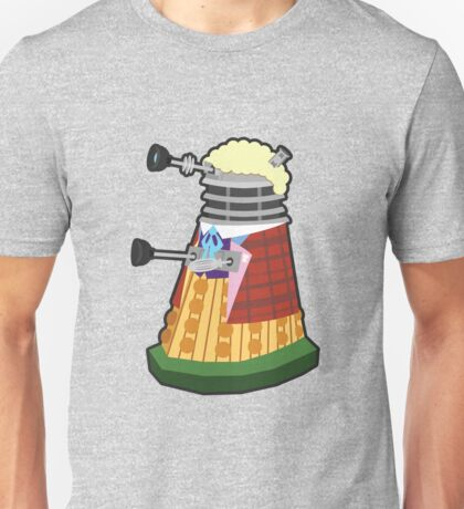 Daleks in Disguise - Sixth Doctor T-Shirt