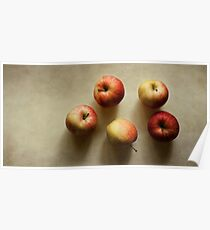 Lazy Apples Poster