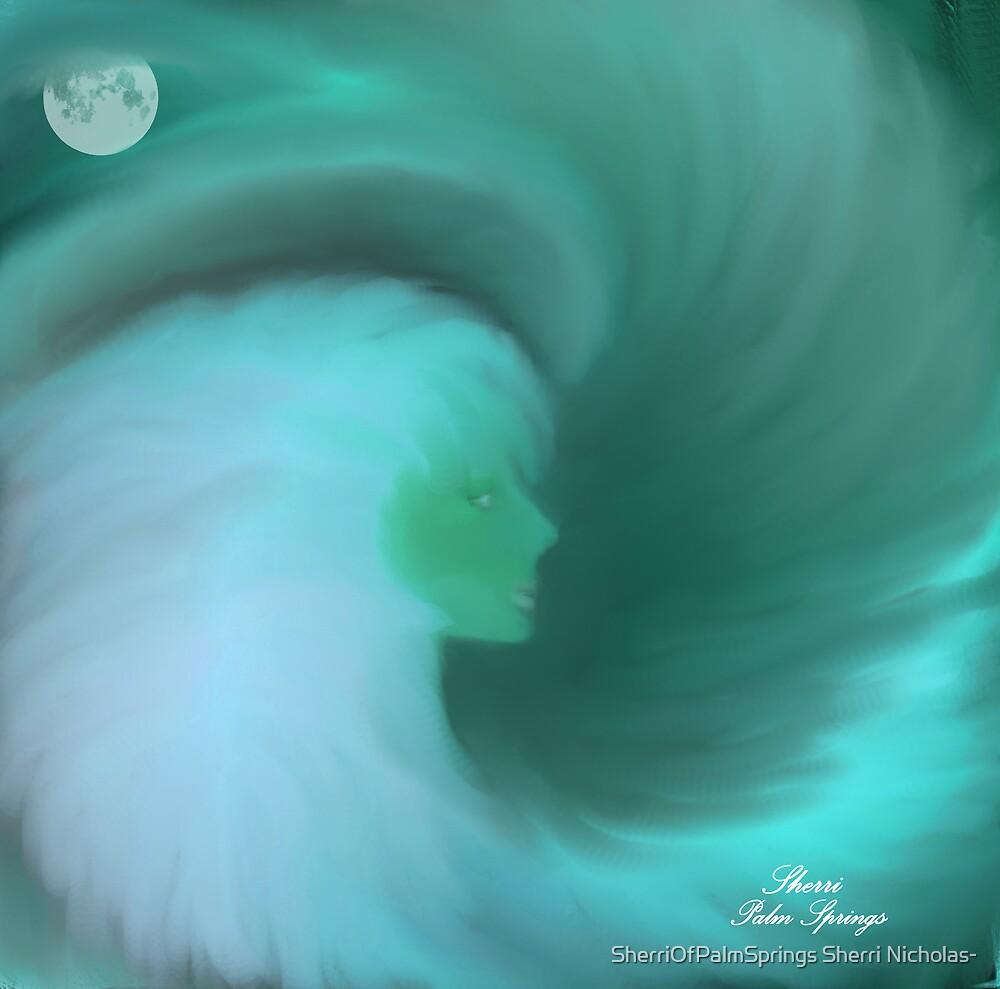 IN THE ARMS OF AN  ANGEL by SherriOfPalmSprings Sherri Nicholas-
