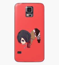 Mikasa in Screw - Shingeki no Kyojin Case/Skin for Samsung Galaxy