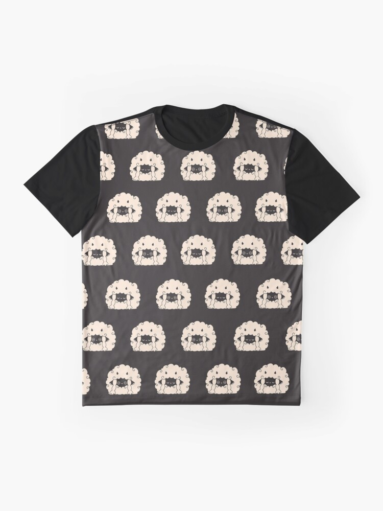 Alternate view of Sleepy Wooloo [A] Graphic T-Shirt
