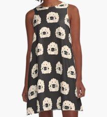 Sleepy Wooloo [A] A-Line Dress