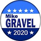Mike Gravel for President 2020 by BlueWaveUSA