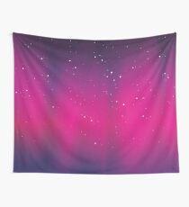 Nordlichter Aurora Wandbehang