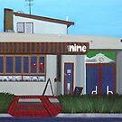Vela Nine Cafe by Joan Wild