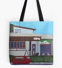 Vela Nine Cafe Tote Bag