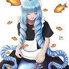 Meerjungfrau von triniarts