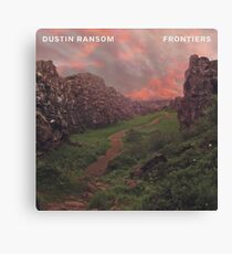 Dustin Ransom - Frontiers Canvas Print