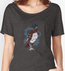 Steampunk Owl Women's Relaxed Fit T-Shirt