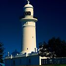 Macquarie Lighthouse 160810b by Raoul Isidro