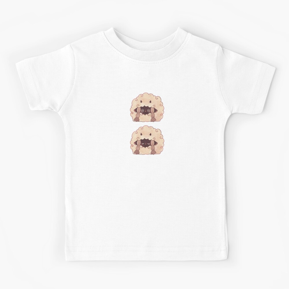 Sleepy Wooloo [B] Kids T-Shirt