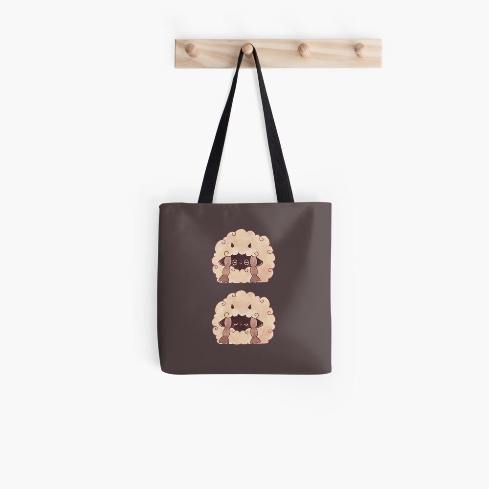 Sleepy Wooloo [C] Tote Bag