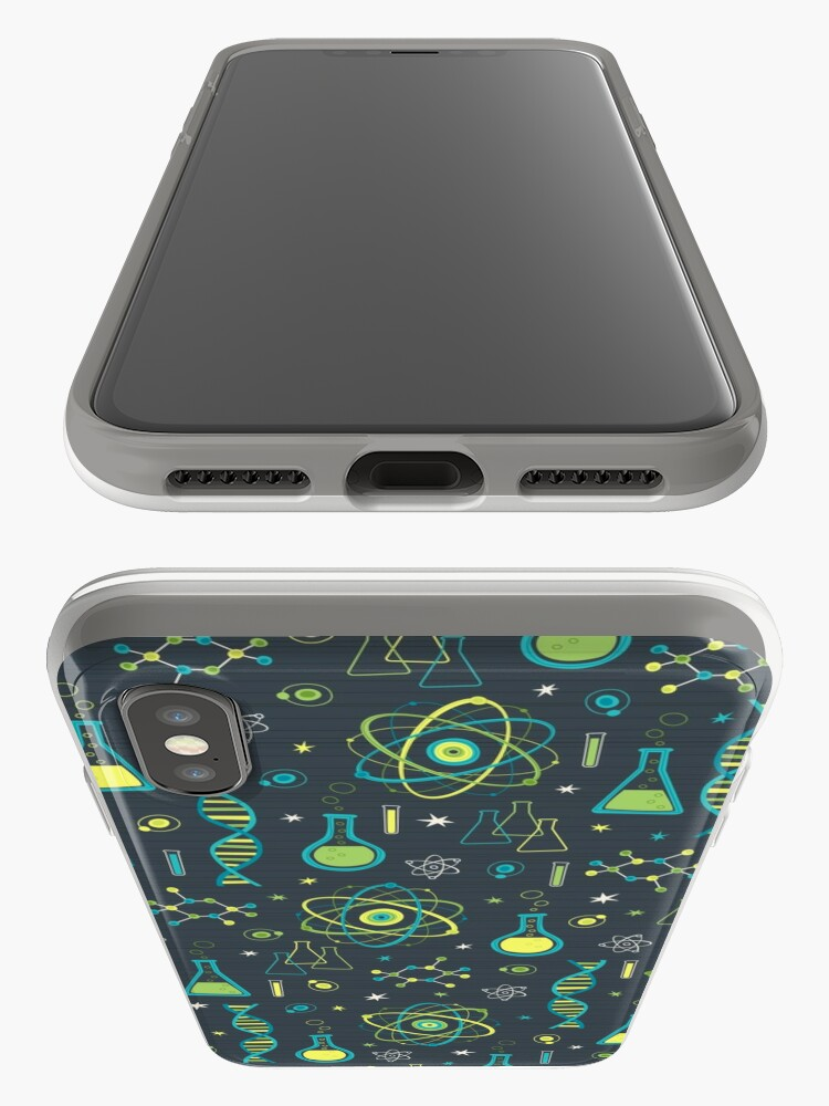 Alternate view of Midcentury Modern Science iPhone Case & Cover