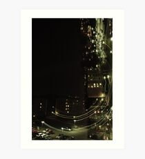 two views for the price of one Art Print