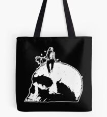 The Giant's Giant Skull Tote Bag