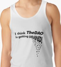 TheDAO is Getting Drained Tank Top