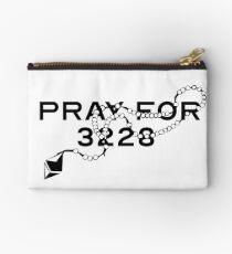 Pray for 3228 Zipper Pouch