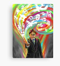 Satoru Iwata: Heart of a Gamer (Image Only) Canvas Print