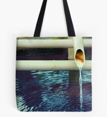 Japan Water Tote Bag