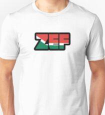 Zef (Afrikaans) Unisex T-Shirt