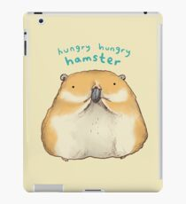 Hungry Hungry Hamster iPad Case/Skin