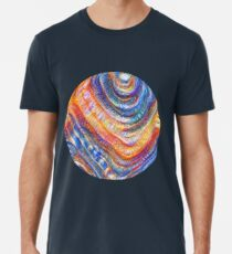 #Deepdreamed planet Premium T-Shirt