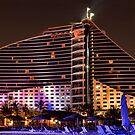 Jumeirah Beach Hotel by Scott Carr