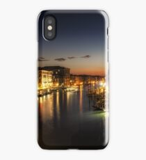 The Grand Canal iPhone Case/Skin