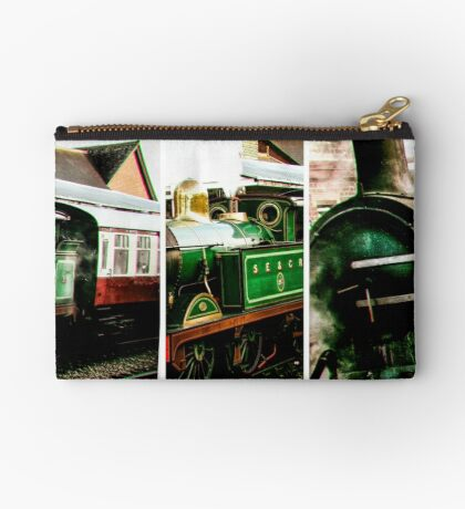 Steam on the Bluebell Line Studio Pouch