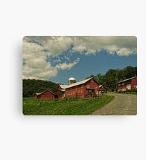 Protected Farmlands Canvas Print